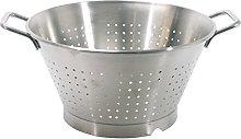 Pardini 0682328Colander, Stainless Steel, Grey