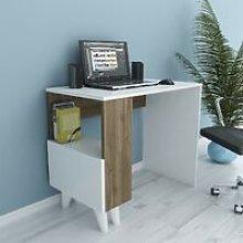 Paris Desk with Shelves - for Living Room,