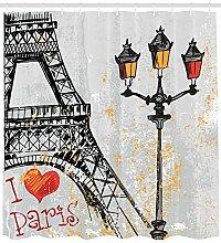 Paris Eiffel Lantern High-definition printed