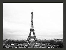 Paris in Black and White 193cm x 250cm Wallpaper