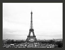 Paris in Black and White 270cm x 350cm Wallpaper