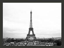 Paris in Black and White 309cm x 400cm Wallpaper