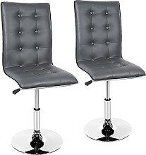 paritariny Bar Stools, 2PCS Bar Chairs Bar Stool