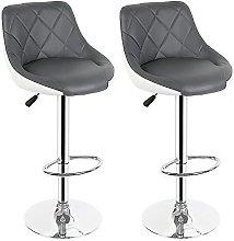 paritariny Bar Stools, 2PCS Bar Stool Hair Chair