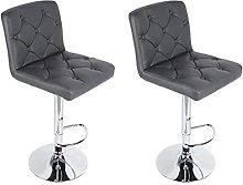 paritariny Bar Stools, Bar Chairs 2pcs/set