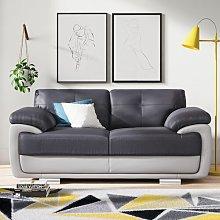 Park Avenue 2 Seater Sofa Zipcode Design