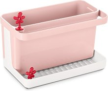 Park It Rinse Basket Koziol Colour: Pink/White
