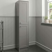 Park Lane - 1600mm Tall Storage Cabinet Cupboard
