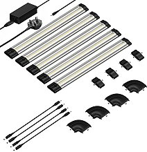 Parlat LED Under Cabinet Light SIRIS Flat 30cm