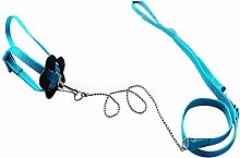 Parrot Adjustable Bird Harness and Leash Outdoor