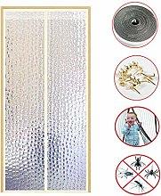 Partition Door Curtain,Magnetic Screen Door with