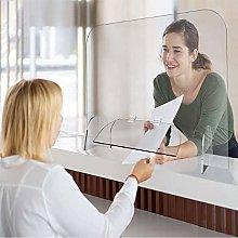 Partitions Portable Desk Screen Counter Sneeze
