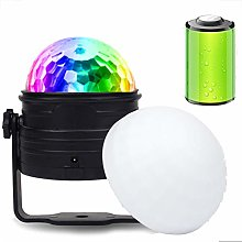 Party Mirror Ball Projector Stage Lights | Disco