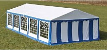 Party Tent 10 x 5 m Blue VDTD06754 - Topdeal