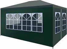 Party Tent 3x4 m Green - Green