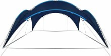 Party Tent Arch 450x450x265 cm Dark Blue