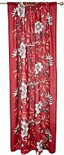 Passion Curtain 140x240 cm red