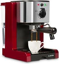 Passionata Rossa 20 espresso machine 20 bar
