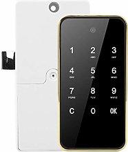 Password Cabinet Lock Card + Password 5.0 x 2.5in