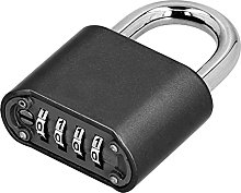 Password Lock, Wide Uses Luggage Lock Simple