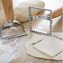 Pasta Cutter 1pc Ravioli Stamp Maker Cutter Mold