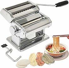 Pasta Machine Manual Pasta Maker Noodle Cutting