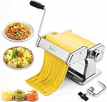 Pasta Machine,Tooluck Manual Pasta Maker Machine