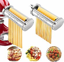 Pasta Maker Attachment, ZACME Stainless Steel