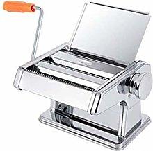 Pasta Maker Machine Stainless Steel Manual Pasta