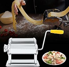 Pasta Maker, Stainless Steel Made Removable