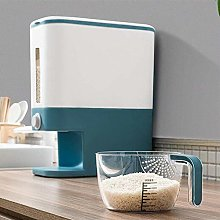 Pasta Storage Container, Cereal Dispenser with