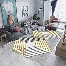 Paste rectangle Fluffy Rug for the Bedroom, Living