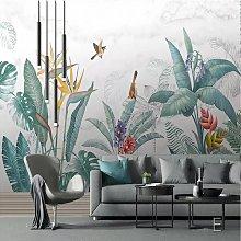Pastel Garden Mural Wallpaper (SqM)