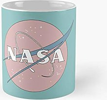 Pastel NASA Classic Mug Best Gift Funny Coffee