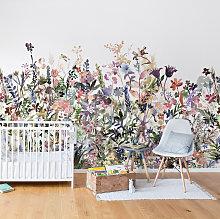 Pastel Spring Mural Wallpaper (SqM)