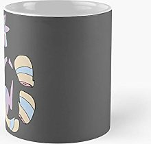 Pastel The Ghost Classic Mug - Gift Office 11