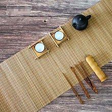Pastoral Bamboo Natural Table Runner Bamboo