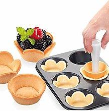Pastry Dough Tamper Kit Plastic DIY Cupcakes
