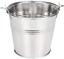 Patchwork Ice Bucket,Large Ice Bucket Stainless