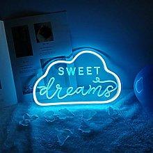 Pateacd Decorative Hanging Neon Sign Light, LARGE,