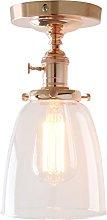 Pathson Industrial Vintage Edison Pendant Light