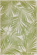 PATIO - Indoor or outdoor rug Green - 150x80cm -