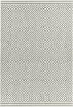 Patio Indoor/Outdoor Grey Diamond Rug 200x290