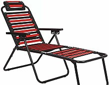 Patio Lounge Recliners With Removable Cushion Pad