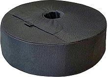 Patio Umbrella Base Weight Bag, Round Tent Base