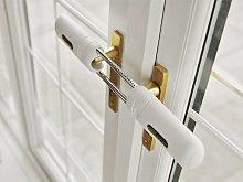 Patlock Patio French Double Door Lock