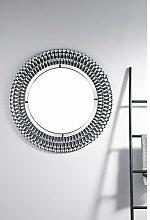 Patrick Accent Mirror Willa Arlo Interiors Size: