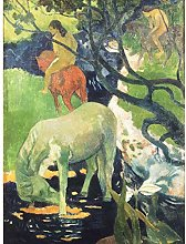 Paul Gauguin The White Horse Extra Large Wall Art