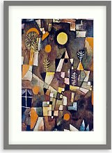 Paul Klee - 'Full Moon' Framed Print &