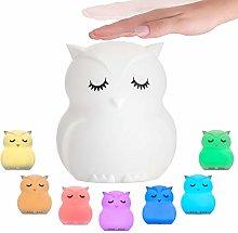 Pauleen 48033 Good Owl, Night Light Battery, LED